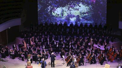 Концерт Госкапеллы России, посвященный юбилею газеты «Музыкальное обозрение».