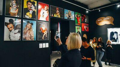 Мультимедийная выставка «Микки Маус. Вдохновляя мир»
