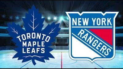 New York Rangers at Toronto Maple Leafs