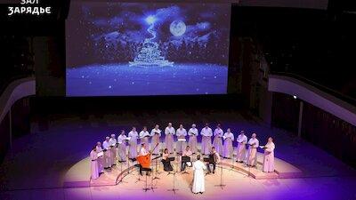Праздничный мужской хор Московского Данилова монастыря