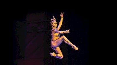 Открытие VIII Международного фестиваля балета в Кремле. Баядерка