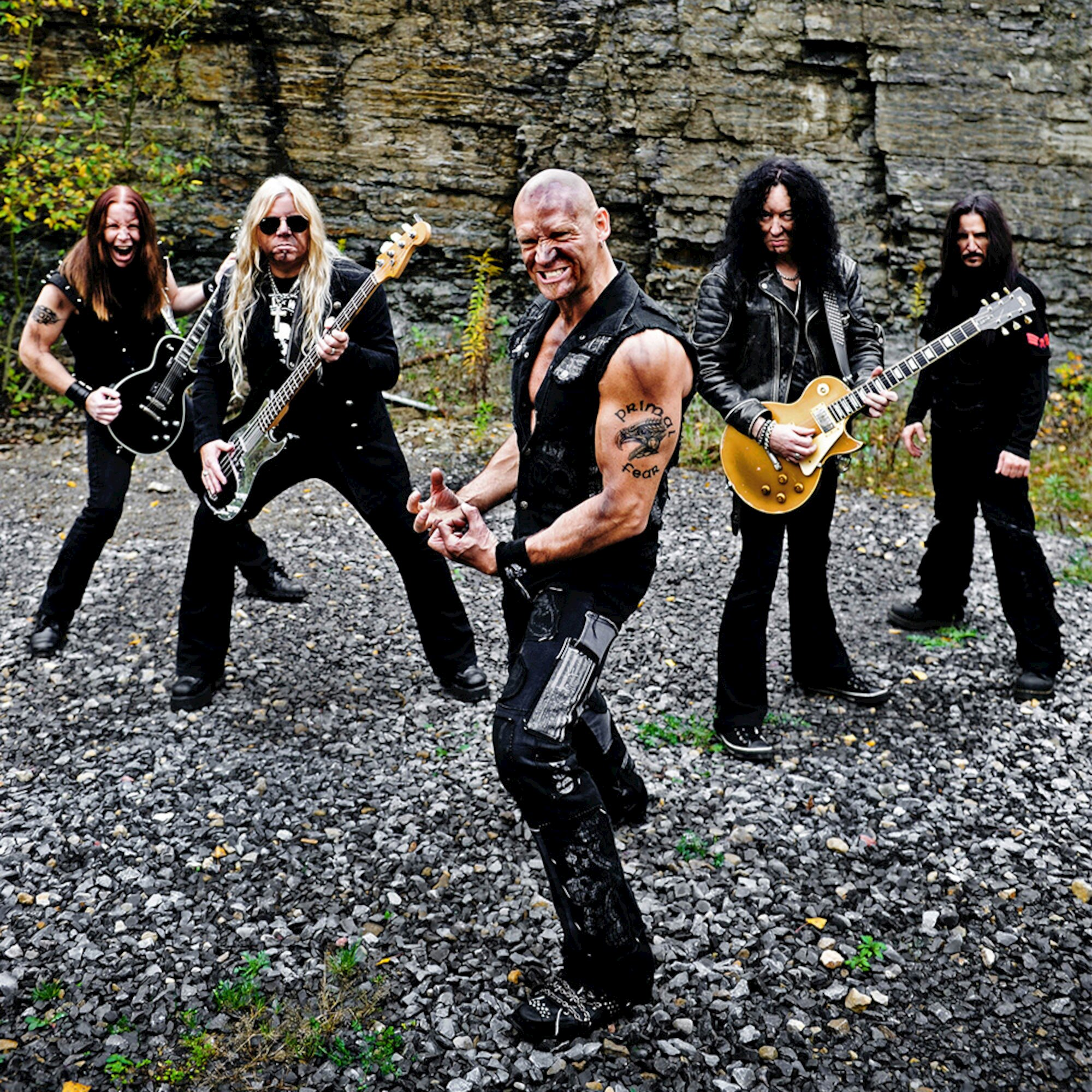 Primal Fear Tour 2021 - Tour Dates for all Primal Fear Concerts in 2021
